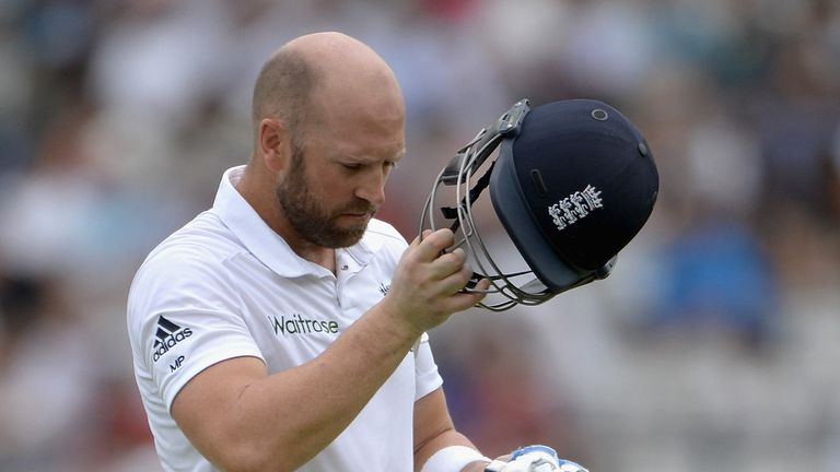 Matt Prior's place is under pressure from Jos Buttler