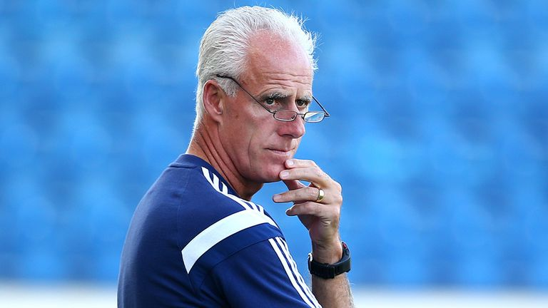 Mick McCarthy: Not too pleased about cup elimination