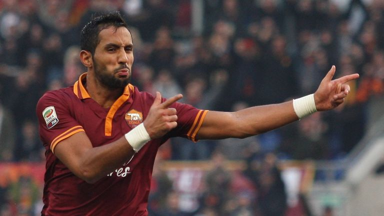 Mehdi Benatia: Set to sign for Bayern Munich