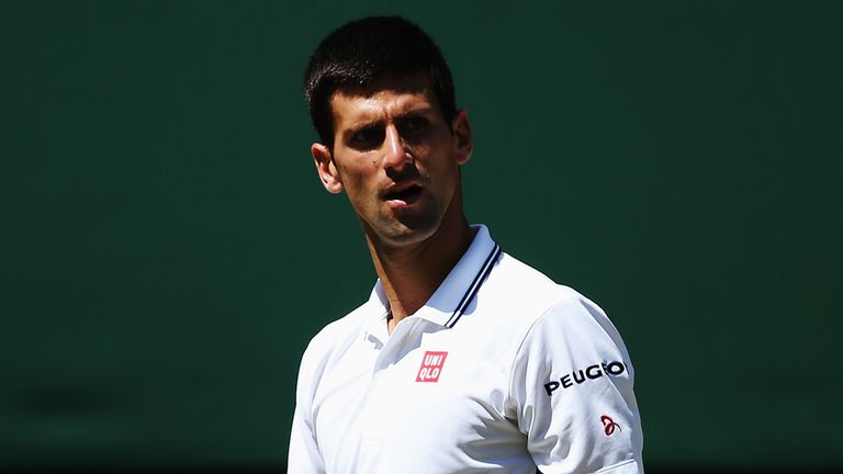 Djokovic toppled Federer in three sets in Indian Wells in March