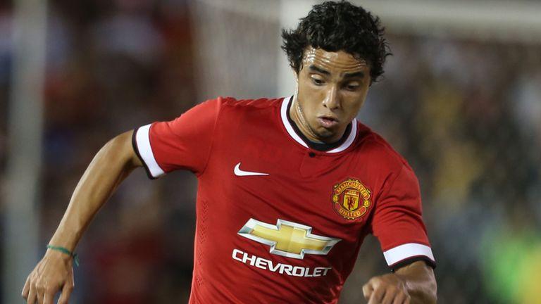 Rafael: Injured on United's US tour