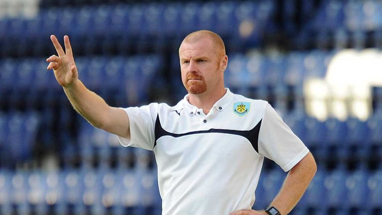 Sean Dyche: Burnley manager still looking for signings