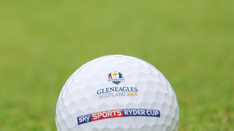 Sky Sports Ryder Cup will be on air between September 18 and October 2
