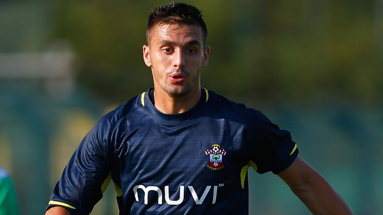 Dusan Tadic will have to replace Lallana as Southampton's chief creator
