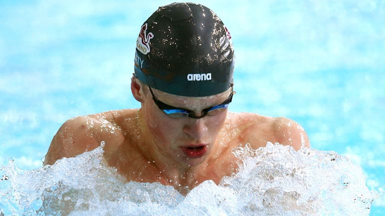 Adam Peaty: world record