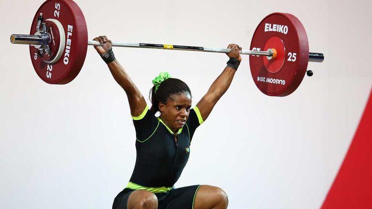 Chika Amalaha: B test positive