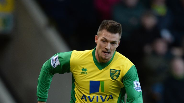 Anthony Pilkington: Winger has left Norwich for Cardiff