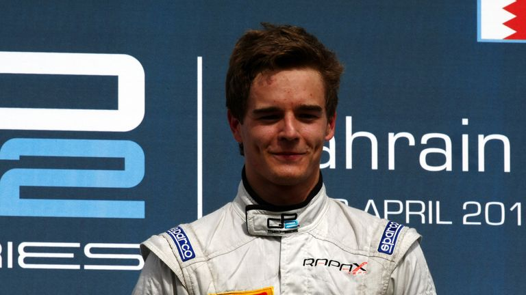 Tom Dillmann: Will replace Alexander Rossi at Caterham in Germany