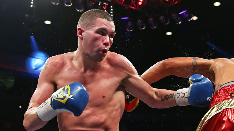 Tony Bellew: Cannot wait to face Nathan Cleverly again