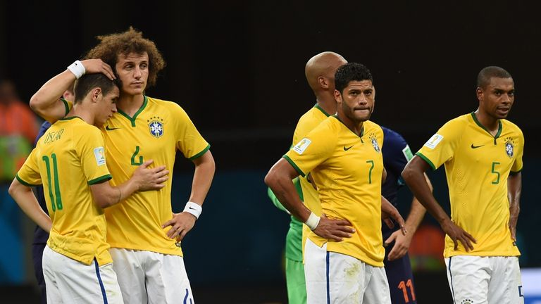 Brazil: Humiliated at home