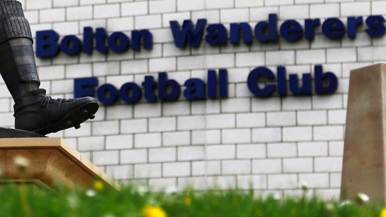 Bolton Wanderers have been out of the top flight since the end of the 2011/12 season