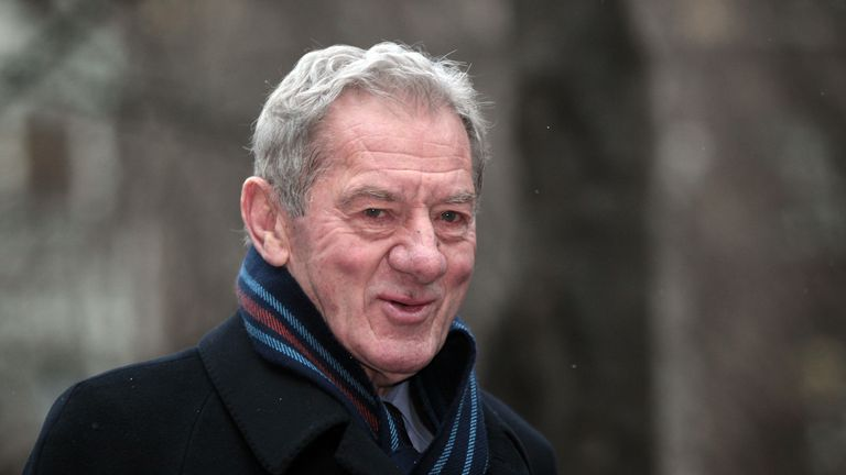 Milan Mandaric: Held talks with Mammadov in London last Friday