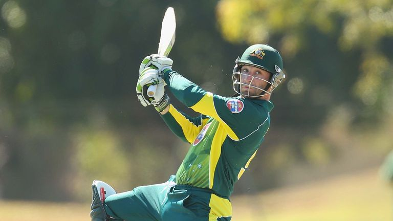 Phil Hughes: Double century for Australia A opener