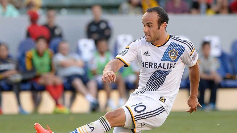 Landon Donovan: LA Galaxy forward retiring after an illustrious career