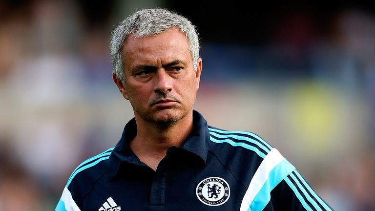 Mourinho: has strong defence