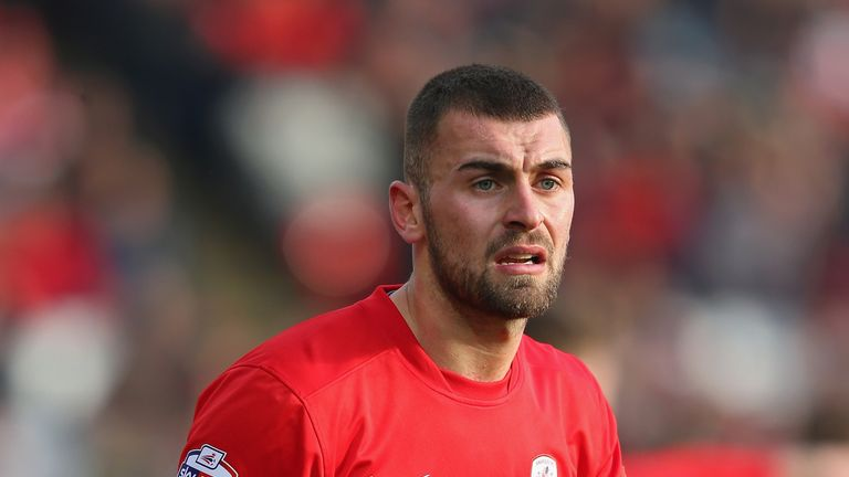 Jack Hunt: Set for a loan move to Nottingham Forest