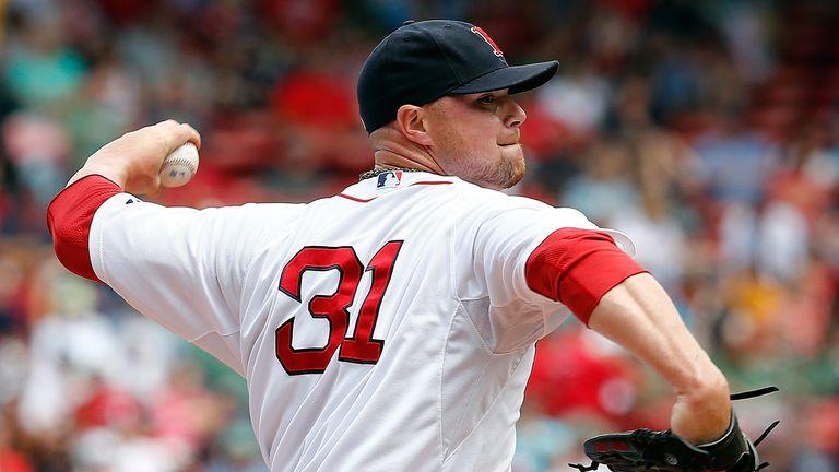 Jon Lester: Leaves the Boston Red Sox for Oakland