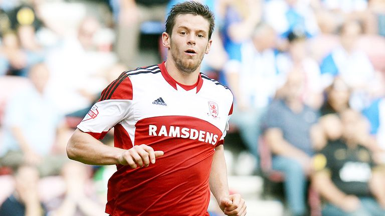 Lukas Jutkiewicz: Striker has moved from Middlesbrough to Burnley