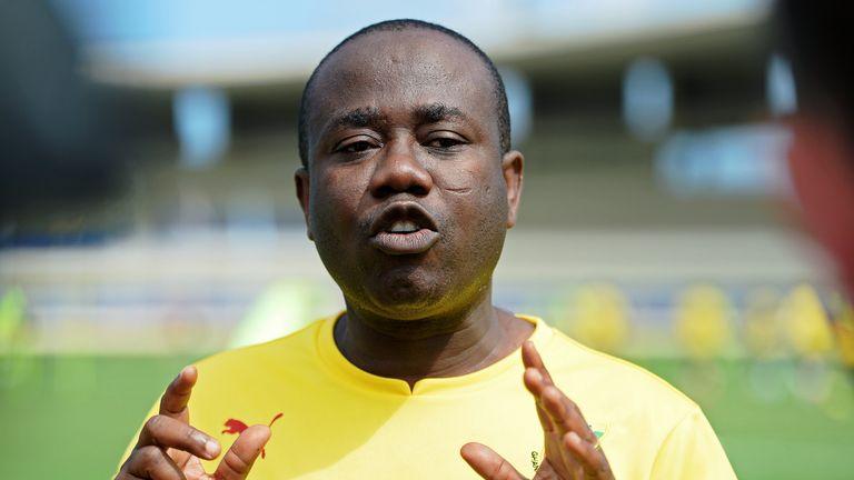Nyantakyi: Ghana FA president