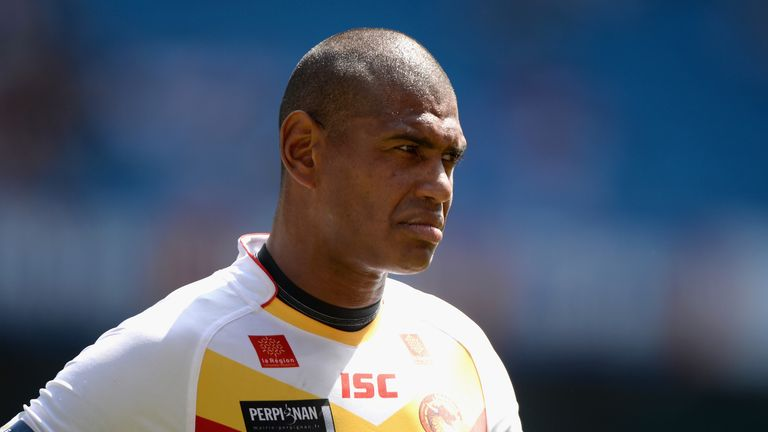 Leon Pryce: Has signed a two-year deal with Hull FC from 2015