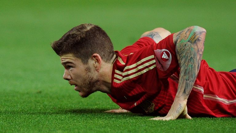 Alberto Moreno: Spain international set to join Liverpool