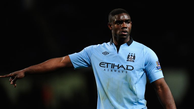 Micah Richards: Has linked up with Fiorentina on a season-long loan