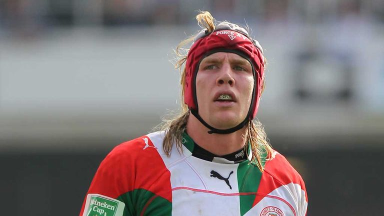 Magnus Lund: The forward returns to Sale Sharks from Biarritz