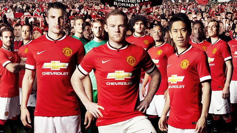 Manchester United Sponsors