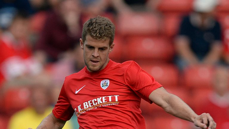 Martin Cranie: Experienced defender wanted by a number of clubs