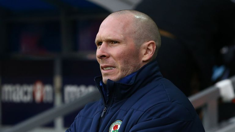 Michael Appleton: The former Blackburn boss is taking over at Oxford United