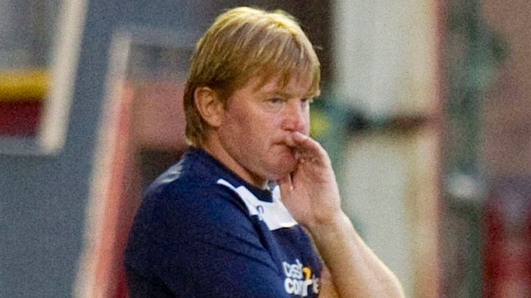 Stuart McCall: Non-plussed by his side's poor performance against Inverness
