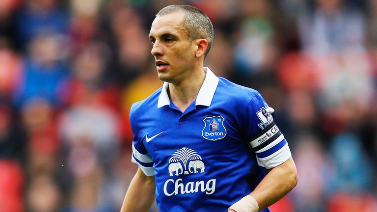 Leon Osman: Everton midfielder is excited by the prospect of new arrivals at the club