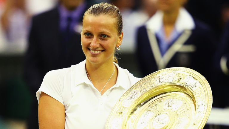 petra single personals Petra kvitova continued to make progress at the us open, moving into the third round after a 7-5, 6-3 victory over wang yafan  in 2007, petra won four itf singles titles and rose from.