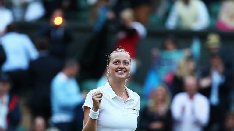 Petra Kvitova: 2011 champion faces Czech compatriot Lucie Safarova