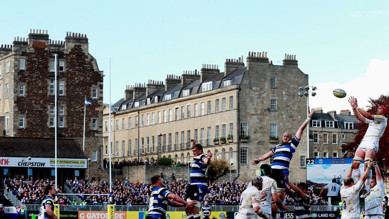 Bath RFC: Club to increase capacity at the Recreation Ground.