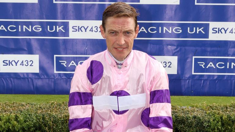 Richard Hughes: Biding for a third jockeys' title