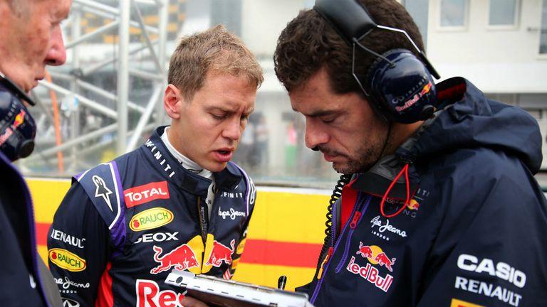 Sebastian Vettel: Out of the winner's circle for 11 races now