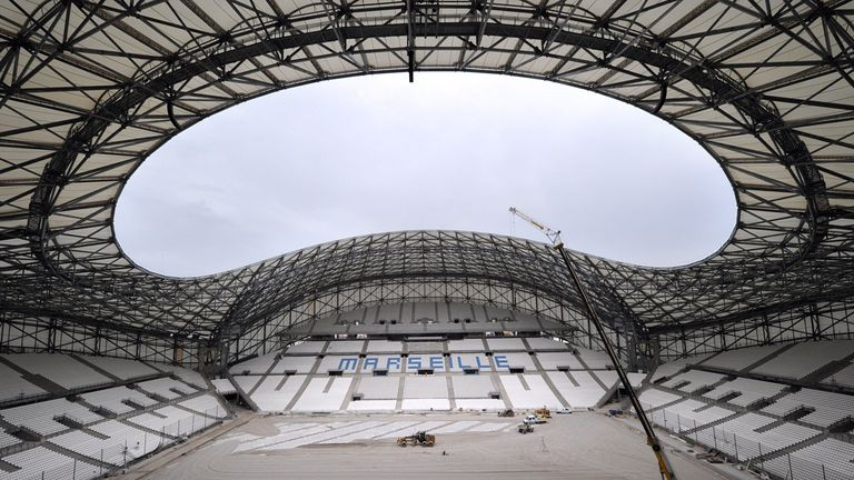 Stade Velodrome: Marseille reach tenancy agreement
