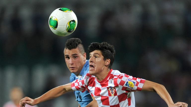 Stipe Perica: Chelsea youngster has been loaned to Vitesse again