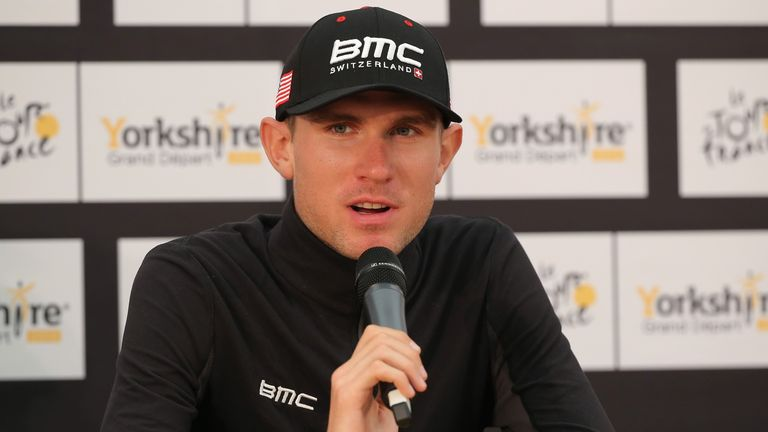 Tejay van Garderen is hoping to challenge for a place on the podium