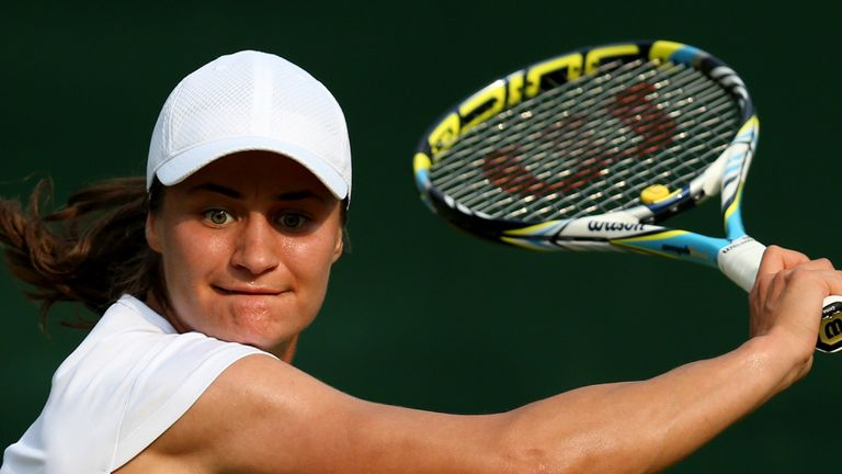 Monica Niculescu: Claimed shock win over third seed in Bucharest