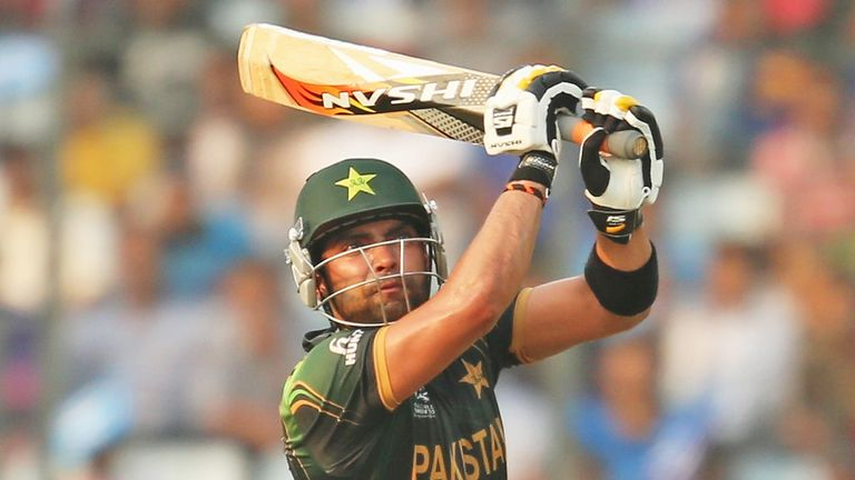 Umar Akmal could feature in a Test match for the first time since 2011