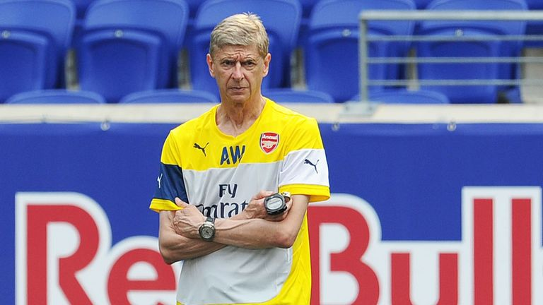 Arsene Wenger: Will ease German players back into action