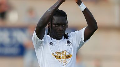 Bafetimbi Gomis: Has been linked with Crystal Palace