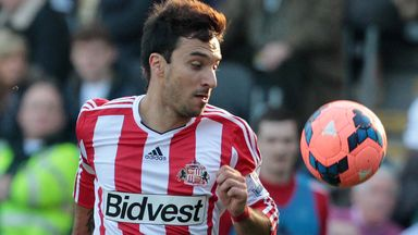 Ignacio Scocco: Striker has left Sunderland for former club Newell