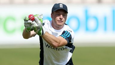 Jos Buttler: Poised to make his Test debut at the Rose Bowl.
