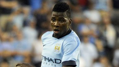 Kelechi Iheanacho: Has agreed a deal with Manchester City