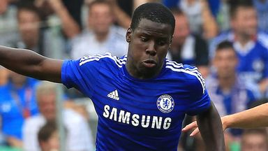 Kurt Zouma: Enjoying life at Chelsea and staying calm over lack of regular football