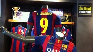 Luis Suarez bound to excite fans in Barcelona