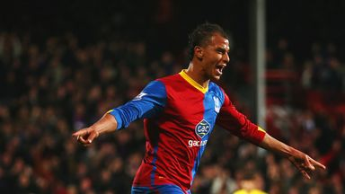 Marouane Chamakh: Has penned a new two-year contract at Selhurst Park